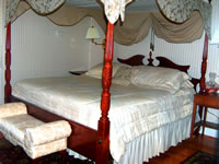 Gardenia Suite at Magnolia Manor Bed and Breakfast