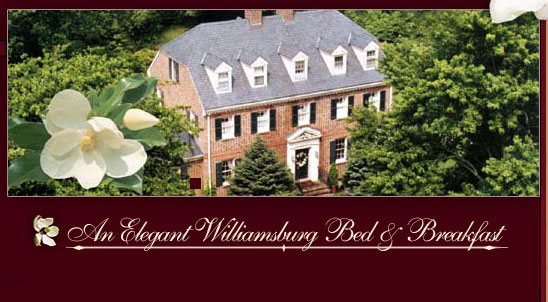 williamsburg bed and breakfast - magnolia manor, an elegant bed